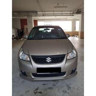 Suzuki SX4 Sedan 1.6 Auto