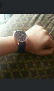 Blue & red beautiful watches