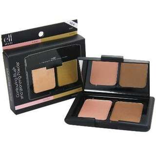 ELF studio contouring blush