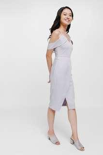 Love Bonito Liara Off Shoulder Dress