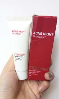 Acne Night treatment elsheskin