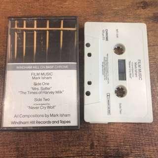 Mark isham - film music tape
