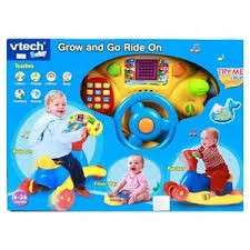 Vtech Grow and Go Ride On