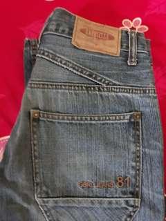 Celana jeans gabrielle