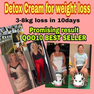Slimming Cream Detoxification cream