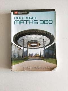 Additional Maths 360, Marshall Cavendish