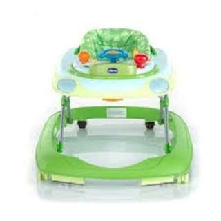 CHICCO BABY BAND WALKER - GREEN WAVE
