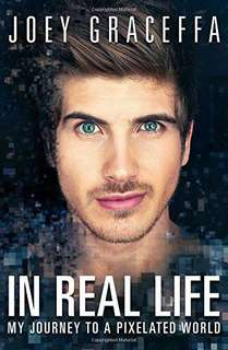 Joey Graceffa IN REAL LIFE