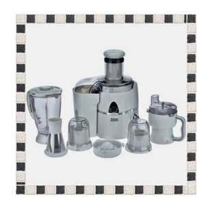 Juicer 7 in 1 Classic Made Korea Moegen - Blender Praktis Serbaguna