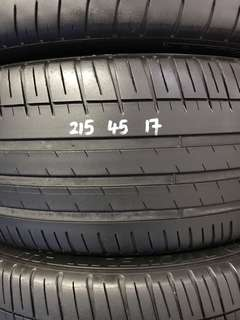 Michelin PS3 215/45/17