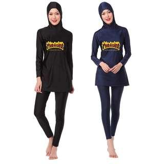Muslimah Swimsuit instock size M