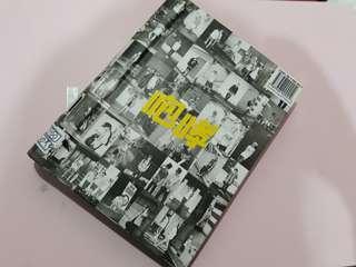 EXO EXO-M / XOXO 1ST ALBUM REPACKAGE GROWL Hug Version