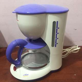 Elba Coffee Tea Maker