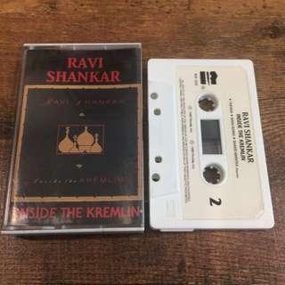 Ravi shankar - inside the kremlin tape