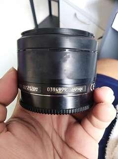 Sony 50mm F1.4 SAL50F14 A-Mount