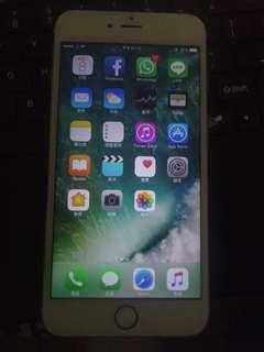 iphone 6s+ 128gb (只有震機)