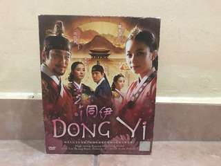 Dong Yi drama