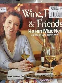 Wine, Food, & Friends