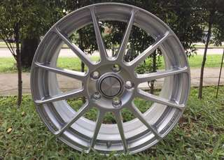17in PCD 5-114.3 Original Enkei Japan Made Rims On Sale