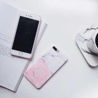 iPhone case 水墨石紋 軟殼