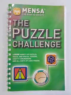 Mensa The Puzzle Challenge