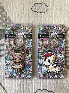 FTO Tokidoki Ezlink Charms (Donutella & Stellina) - direct trade for Iconic 2.0 Mini Helix