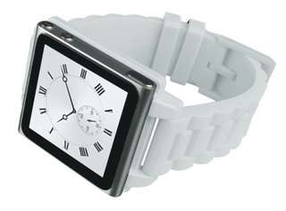 HEX VISION Watch Band for iPod Nano 0509 NEW 全新表带