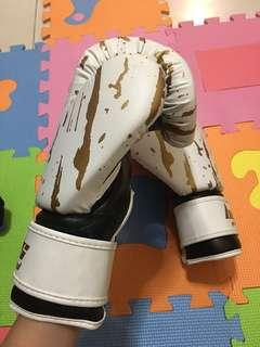 Boxing Gloves & Boxing Bandage