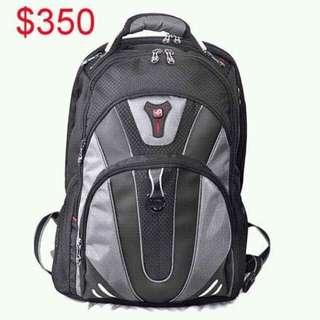 Backpack Wenger護脊背囊電腦包