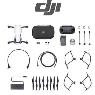 DJI Mavic Air Standard Package Alpine White