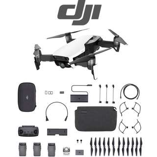 DJI Mavic Air Fly More Combo Alpine White