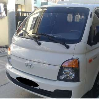 H100 Dual Aircon for Rent 21 Seater