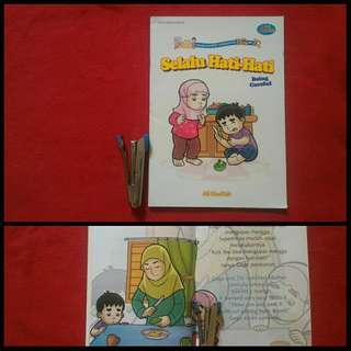 Buku anak Aku Anak Muslim Selalu Hati hati