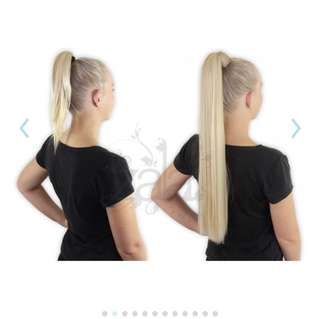 ZALA ponytail hair extensions 22""
