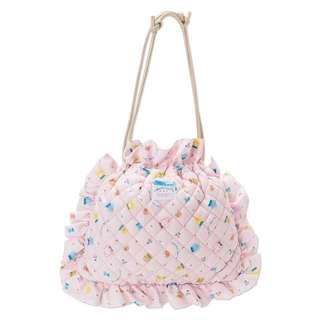Japan Sanrio Cheery Chums Drawstring Tote Bag (Friends)