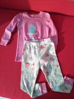 Pink Cake pyjamas