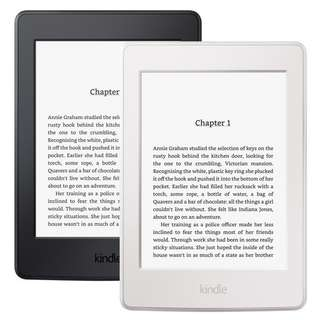 Kindle Paperwhite + free 8000ebooks and more!!!