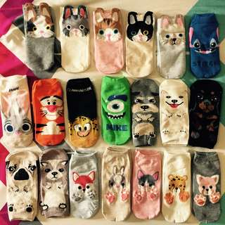 High Quality Cotton Ankle Socks for kids and ladies