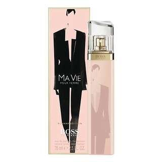 Hugo Boss Ma Vie Pour Femme Runway Edition EDP for Women (50ml/75ml/Tester) Mavie Pink