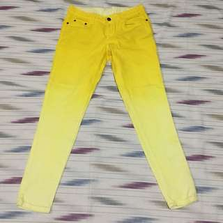 Bench Yellow Ombre Pants