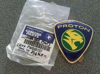 Proton Waja Original Front Emblem New