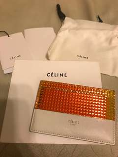 Celine card holder