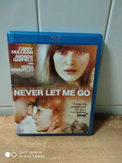 Never Let Me Go - Blu Ray - US import (original)