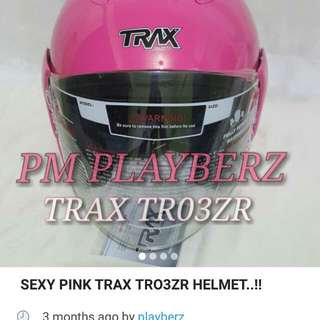Trax sexy pink psb approved