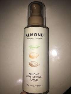 Almond Moisturizing Toner