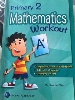 Primary 2 Mathematics Workout