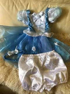 Authentic Disney Cinderella costume