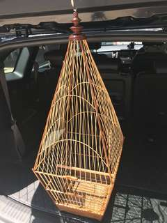 Brand New Jambul Bird Cage (15S)