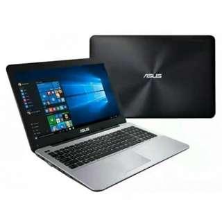 Kredit Laptop Bandung Asus AMD A9 X555BP Best seller DP 750rb