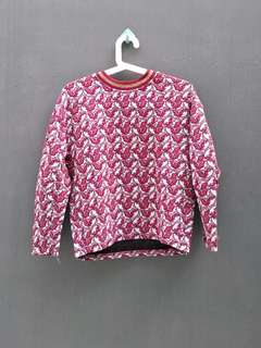 REPRICE !!!H&M Top Red